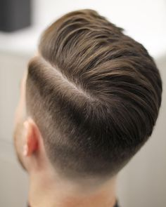 inspire your look. The side part haircut could possibly be absolutely the most classic men's hairstyle so far. If you enjoy side part hairstyles Side Part Haircut, Side Part Hairstyles, Boy Hairstyles, Man Haircut Medium, Easy Mens Hairstyles, Hairstyle Men, Best Short Haircuts, Cool Haircuts, Haircuts For Men