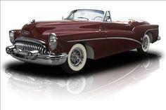 1953 Buick Roadmaster Skylark Maintenance/restoration of old/vintage vehicles: the material for new cogs/casters/gears/pads could be cast polyamide which I (Cast polyamide) can produce. My contact: tatjana.alic@windowslive.com