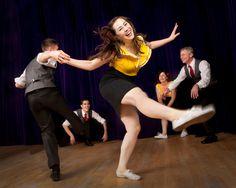 Swing dance Fest 2014 & Lindy hop & the Best