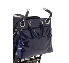 Stylish Little Me Stroller Bag in Midnight Blue  Light and stylish for all your baby needs with change mat attached