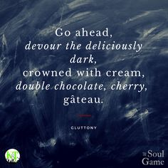 The Seven Deadly Sins are a big part of The Soul Game. The Soul Game has the ability to help you achieve your hearts desire - if you're willing to play. Soul Game, Seven Deadly Sins, Games, Medium, Toys, Game, Medium Long Hairstyles