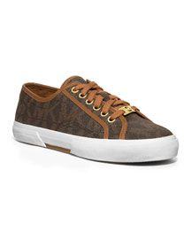 MICHAEL Michael Kors MICHAEL Michael Kors  Boerum Perforated Logo Sneaker