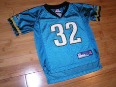 Reebok Maurice Jones-Drew Jacksonville Jaguars NFL Jersey Toddler Size 4T