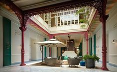 The Edison George Town is set in a restored colonial mansion with contemporary decor. Malaysia Travel, Malaysia Trip, George Town Penang, Penang Island, Colonial Mansion, Unique Architecture, Hotel Reviews, World Heritage Sites, Trip Advisor