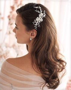 Check out this wedding accessory from Dareth Colburn. View photos and get details at TheKnot.com.