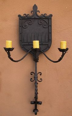Spanish design - Sconce