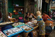 fish market indonesia - Google Search