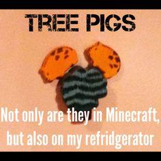 Venturian Tale: Tree Pigs in real life. :)