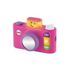 Fisher-Price Laugh & Learn Click 'n Learn Camera
