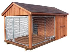 Pet Structures with Quality & Value :: Dog Kennels