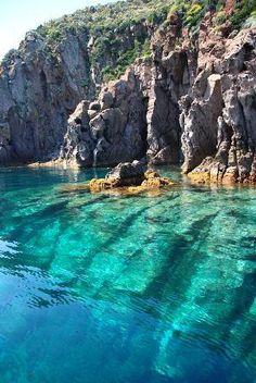Capraia Isola, Italy