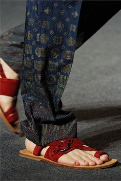 Etro - Moda Uomo Primavera Estate 2013 - Vogue.it