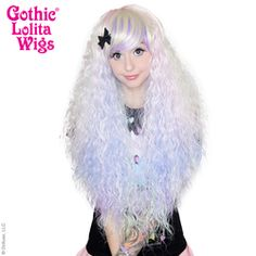 Gothic Lolita Wigs®  Rhapsody™ Collection - Pastel Rainbow #glw #gothiclolitawigs #kawaii #wig #wig4wig #dress #jfashion #doll #dolly #livingdoll #cute #eglcommunity #pretty #hair #hairstyle #gosurori #angelicpretty #babythestarsshinebright #innocentworld #lashes #eyelashes #dolluxe #rockstarwigs #rockalash #ulzzang #customerappreciation