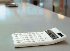 Calculator by Naoto Fukasawa
