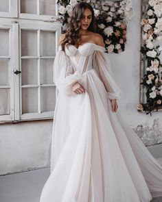 15 Awesome Strapless Wedding Dresses For Every Bride ❤ strapless wedding dresses simple with sleeves galialahav #weddingforward #wedding #bride #weddingoutfit #bridaloutfit #weddinggown