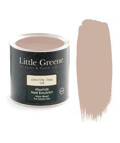 China clay dark - little greene