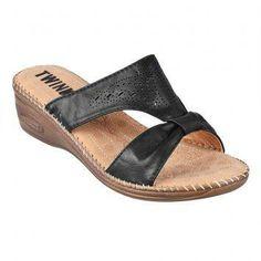 Twinky Iyana Casual Step-in (Black)