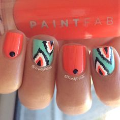 Instagram media by trendypolish #nail #nails #nailart