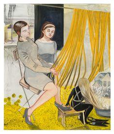 Rosa Loy (*1958 in Zwickau),