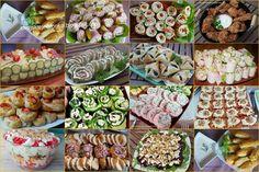 Kliknij i przeczytaj ten artykuł! Spinach Feta Pie, Spinach Stuffed Chicken, Mozzarella, Polish Recipes, Game Day Food, Mini Foods, Miniature Food, Party Snacks, Food Design