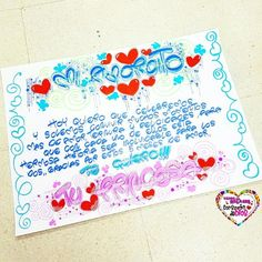 ♥❇♥♥♥♥♥❇❇ Doodle Drawings, Ideas Para, Beach Mat, Diy And Crafts, Outdoor Blanket, Doodles, Letters, Cool Stuff, Birthday