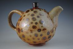 Fired Earth - jakesclayart: These teapots are a collaboration...