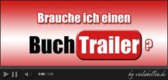 Brauche ich einen Buchtrailer? http://violabellin.de/brauche-ich-einen-buchtrailer/