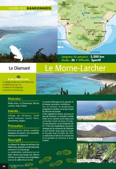 #Martinique #Randonnees Le Morne Larcher Destinations, Destination Voyage, West Indies, Tropical Paradise, That Way, Caribbean, Larcher, Bucket, In This Moment