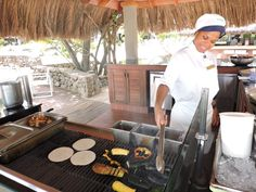 Lunch is served! What's your go-to lunch while at Couples Resorts?