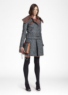 Carven Pre-Fall 2013 - Runway Photos - Fashion Week - Runway, Fashion Shows and Collections - Vogue