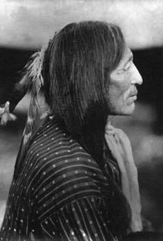 Chief Iron Tail  (1842-May 29, 1916) was an Oglala Lakota Chief. Profile to compare to 1913 Buffalo Nickel.