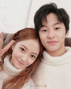 Mark x Yeri edit by apeach flower