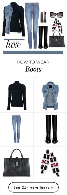 """""""Untitled #780"""" by polychampion-805 on Polyvore featuring Tom Ford, Givenchy, maurices, Bottega Veneta, Ippolita and Maison Ullens"""