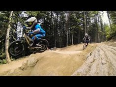 Shred some single track with 10 year old MTB phenom Jackson Goldstone.