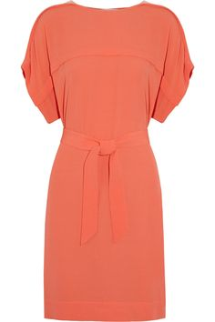 See by Chloé|Crepe dress|NET-A-PORTER.COM