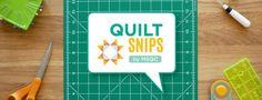 Quilt Snips Mini Tutorial – Dresden Coin