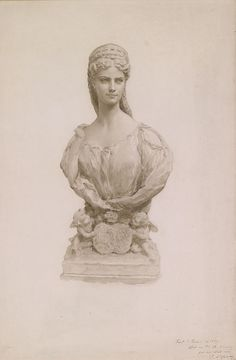 Prosper d'Epinay Porträtbüste der Kaiserin Elisabeth.jpg