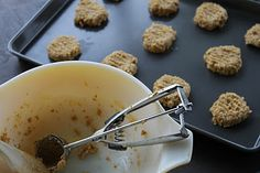Quick Dog TreatsI Easy recipe...no rolling...no cookie cutters...and only two ingredients.