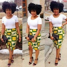 Very cute look African Dresses For Women, African Attire, African Wear, African Women, African Style, African Outfits, African Beauty, Tribal African, African Clothes