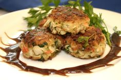 These yummy Crab Cakes will have your guests wanting seconds!