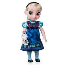 Product Image of Disney Animators' Collection Elsa Doll - Frozen - # 1 Disney Princess Toddler Dolls, Disney Barbie Dolls, Princess Toys, Reborn Toddler Girl, Baby Girl Dolls, Reborn Baby Dolls, Elsa Frozen, Frozen Disney, Rapunzel