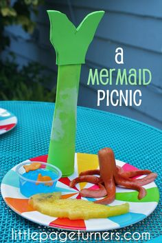 Little Page Turners: A Mermaid Picnic