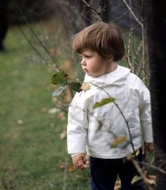 Yoursweetremedy:  Young Crown Prince Frederik of Denmark