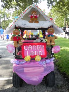 "Our 2012 Concept: Candy Land Winner ""Most Creative"""