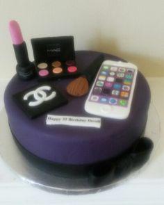 IPhone MAC cake