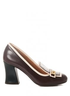 Chie MiharaChocoladebruine Pump. Mary Janes, Pumps, Flats, Shoes, Fashion, Accessories, Loafers & Slip Ons, Moda, Zapatos