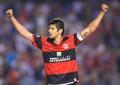 Fábio Luciano teve uma honrosa passagem pelo Mengão. Soube ser líder. Deixou sua marca. Uma vez, Flamengo...
