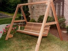 Discover wooden porch swings for sale to refresh your home