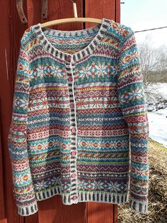 Soft Casual Plus Size Round Neck Sweater Fair Isle Knitting, Knitting Socks, Free Knitting, Loom Knitting Patterns, Knitting Stitches, Knitting Ideas, Knitting Tutorials, Knitting Projects, Stitch Patterns
