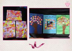 arbre coeur pour la fête des mères ou grands mères, peinture propre Canson, Contact Form, The Sea